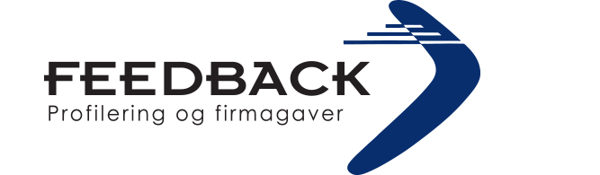 Profileringsartikler og firmagaver – Feedback AS