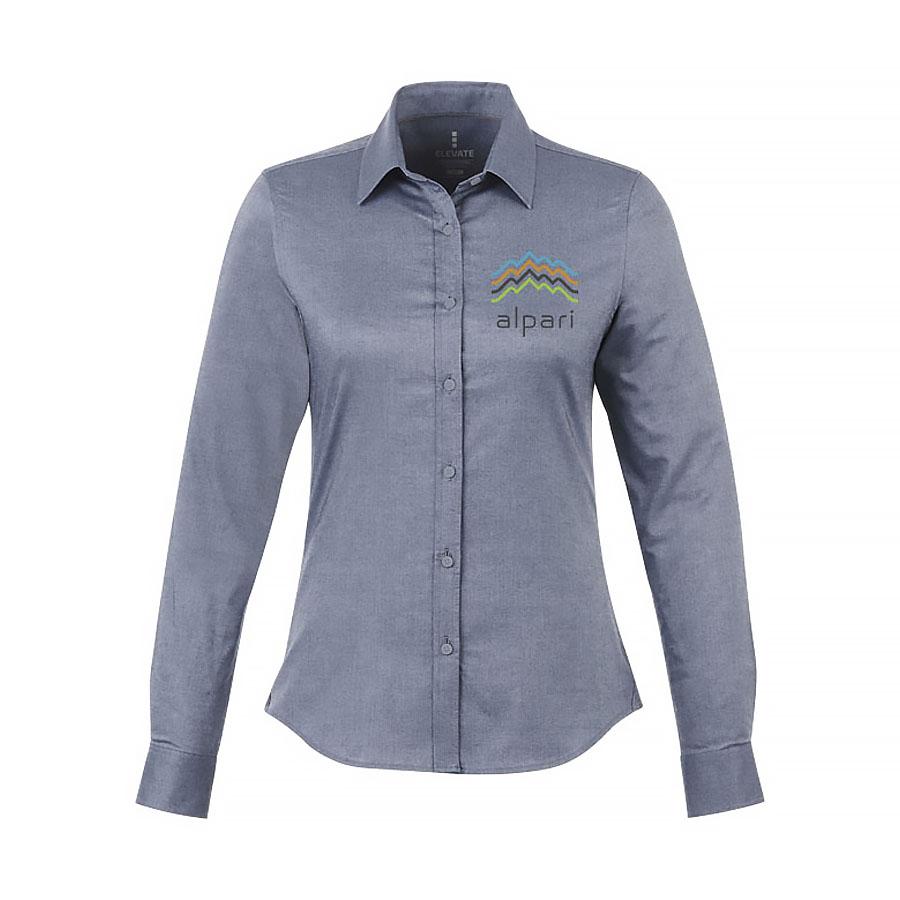 ccbcd342 Vaillant kortermet skjorte dame - Firmagaver og reklameartikler